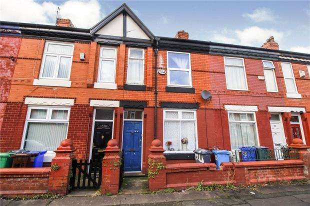 3 Bedrooms Terraced House for sale in Horton Road, Manchester