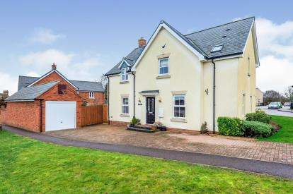 5 Bedrooms Detached House for sale in Ridge View, Houghton Conquest, Bedford, Bedfordshire