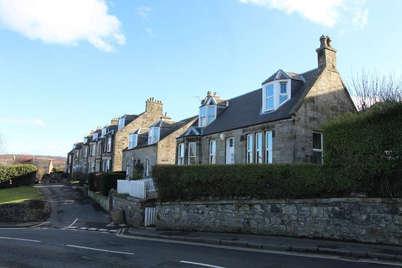 2 Bedrooms Semi Detached House for sale in Villa Road, South Queensferry, Midlothian, EH30