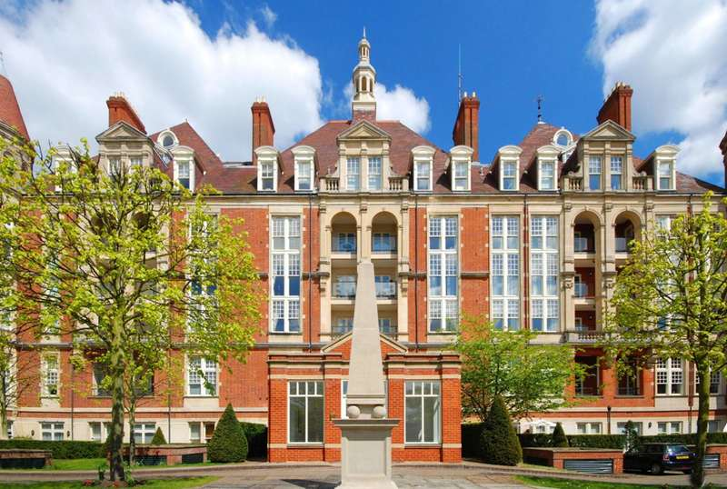 2 Bedrooms Flat for sale in Frognal Rise, Hampstead, NW3