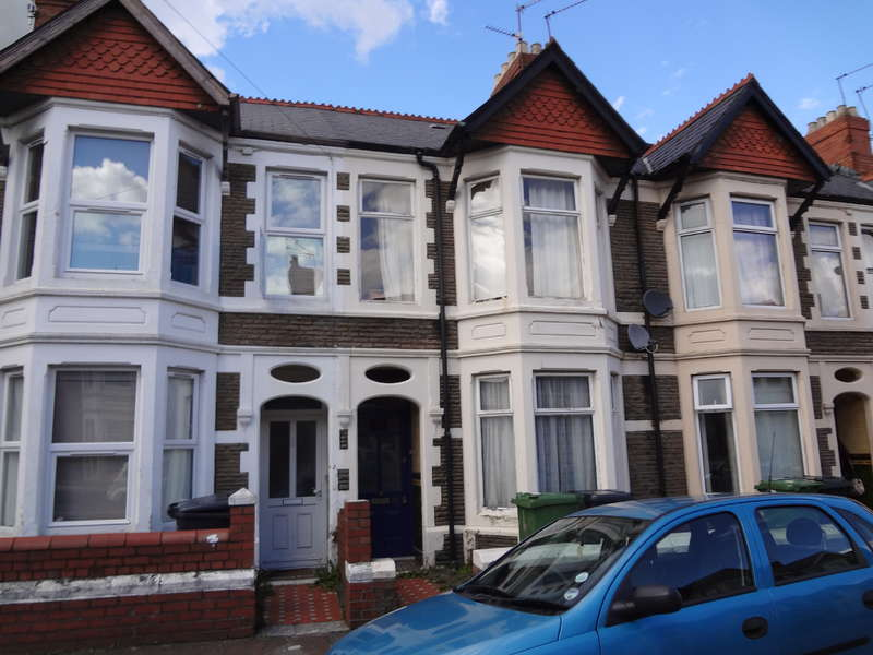 5 Bedrooms Property for rent in Gelligaer Street, Heath