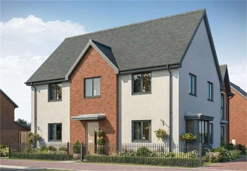 4 Bedrooms Detached House for sale in Elmswell Gate, Towergate, Wavendon, Milton Keynes, Buckinghamshire