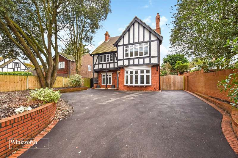 4 Bedrooms Detached House for sale in Offington Lane, Worthing, BN14