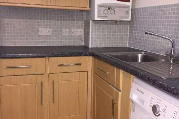 2 Bedrooms Flat for rent in Baker Street, Stirling, FK8