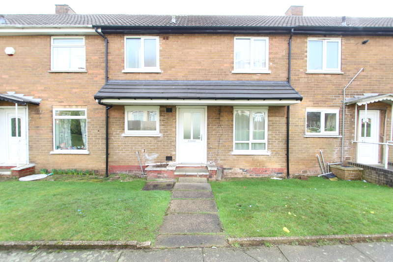 3 Bedrooms Terraced House for rent in Becket Walk, Sheffield