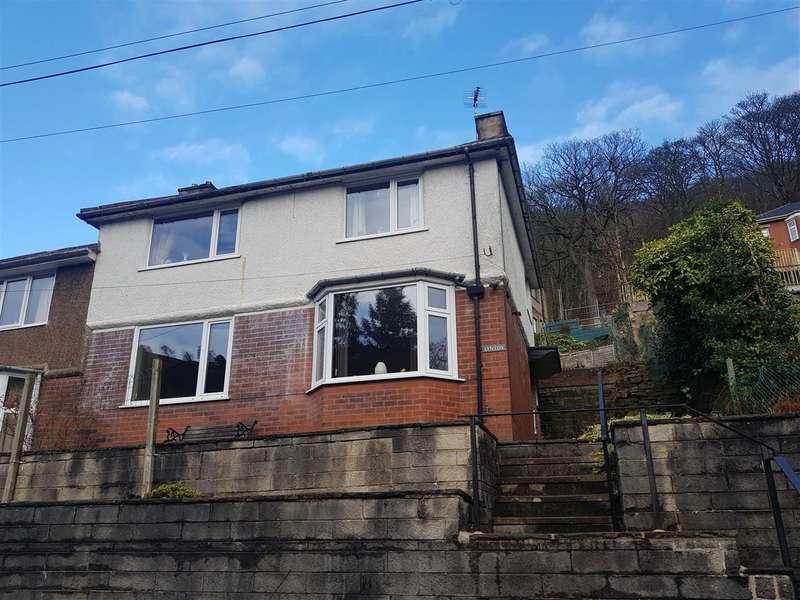 3 Bedrooms Semi Detached House for sale in 'Lynton', Lee Mill Road, Hebden Bridge