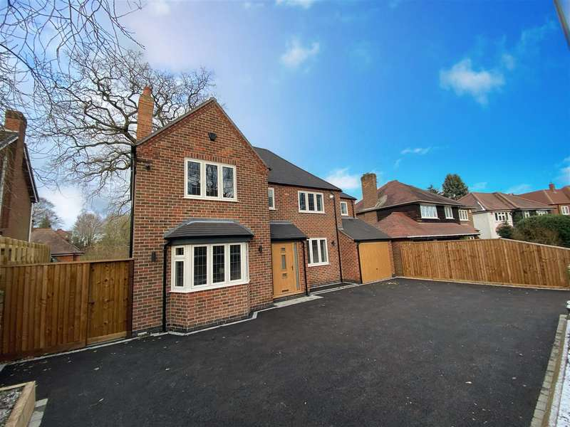 5 Bedrooms Detached House for sale in Belper Road, Derby