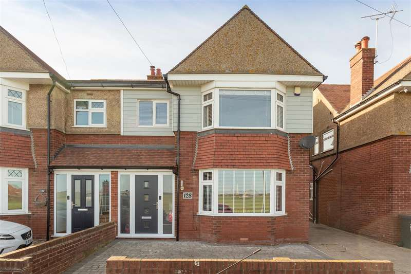 5 Bedrooms Semi Detached House for sale in Minster Road, Westgate-On-Sea