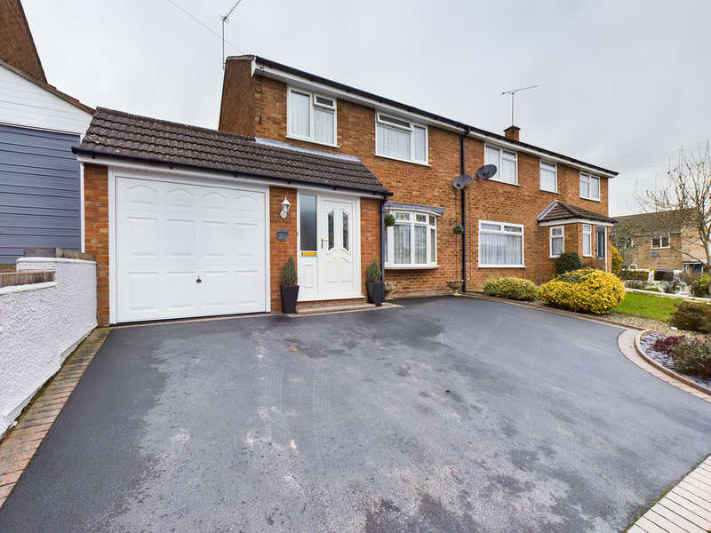 3 Bedrooms Semi Detached House for sale in Pinetree Road, Bewdley