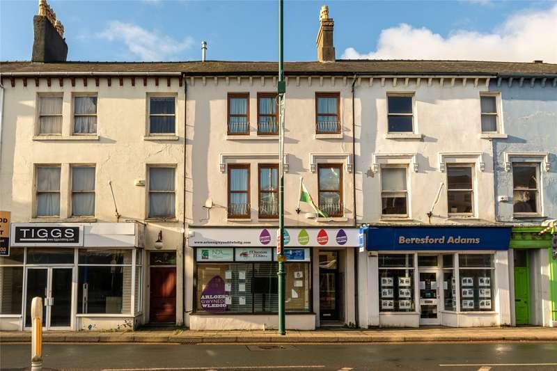 4 Bedrooms Office Commercial for sale in High Street, Porthmadog, Gwynedd, LL49