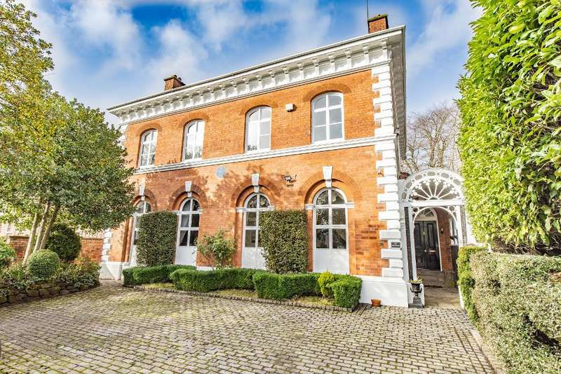 5 Bedrooms Detached House for sale in Giles House, Harborne Road, Edgbaston, Birmingham, B15 3HG