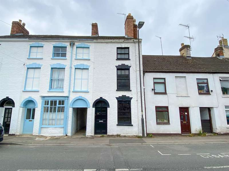 3 Bedrooms Terraced House for sale in Woodmancote, Dursley, GL11 4AG