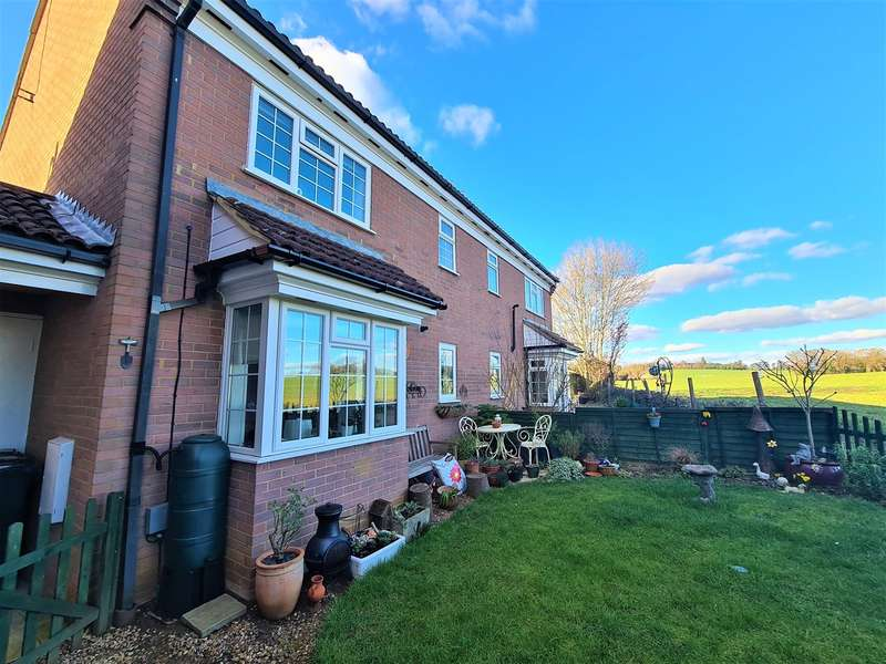 1 Bedroom Cluster House for sale in Cherry Tree Way, Ampthill, Bedfordshire, MK45