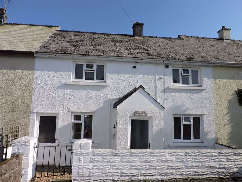 2 Bedrooms Terraced House for sale in St Georges Avenue, Narberth