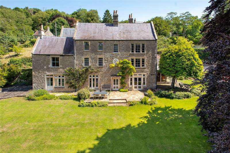 6 Bedrooms Detached House for sale in Upper Swainswick, Bath, BA1
