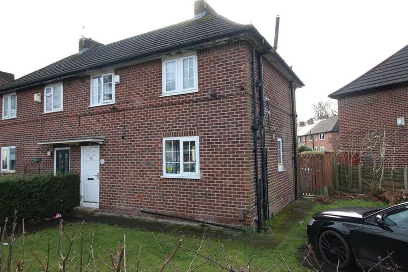 3 Bedrooms Semi Detached House for sale in Sale Road, Manchester, M23 0D
