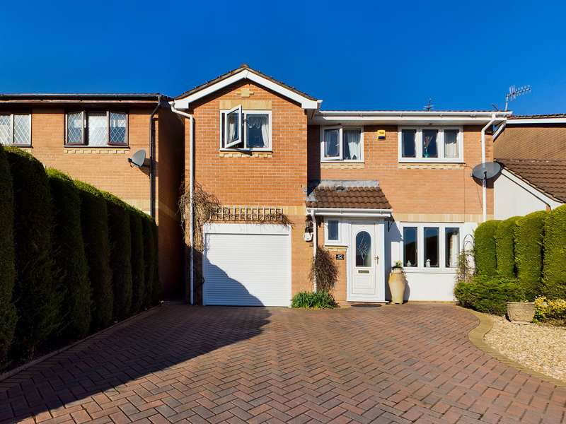 5 Bedrooms Detached House for sale in Oaklands View, Greenmeadow, Cwmbran