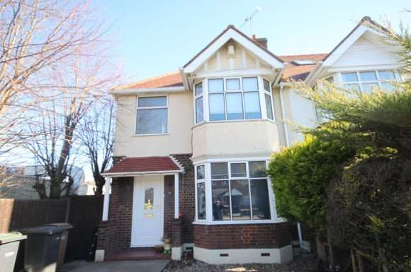 3 Bedrooms Semi Detached House for sale in Lewsey Road, Luton, LU4