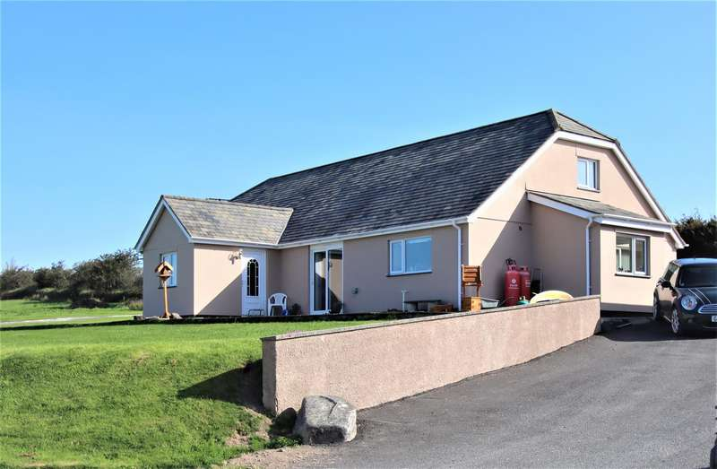 6 Bedrooms Detached House for sale in Bratton Fleming, Barnstaple