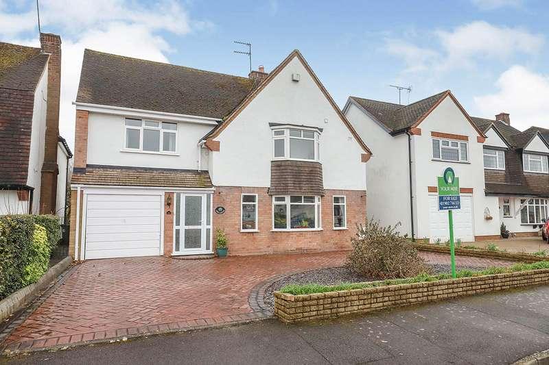 4 Bedrooms Detached House for sale in Oaken Park, Codsall, Wolverhampton, Staffordshire, WV8