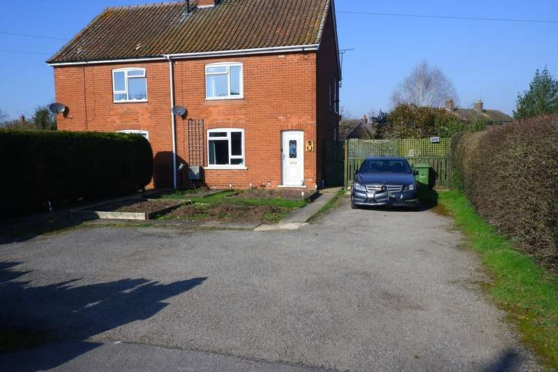 3 Bedrooms Semi Detached House for sale in Gainsborough Road, Market Rasen, Lincolnshire, LN8