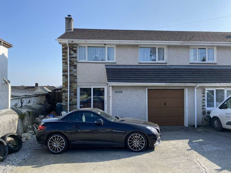 3 Bedrooms Semi Detached House for sale in Doubletrees, St. Blazey