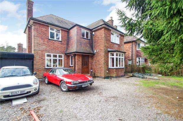 3 Bedrooms Detached House for sale in Mansfield Road, Ravenshead, Nottingham