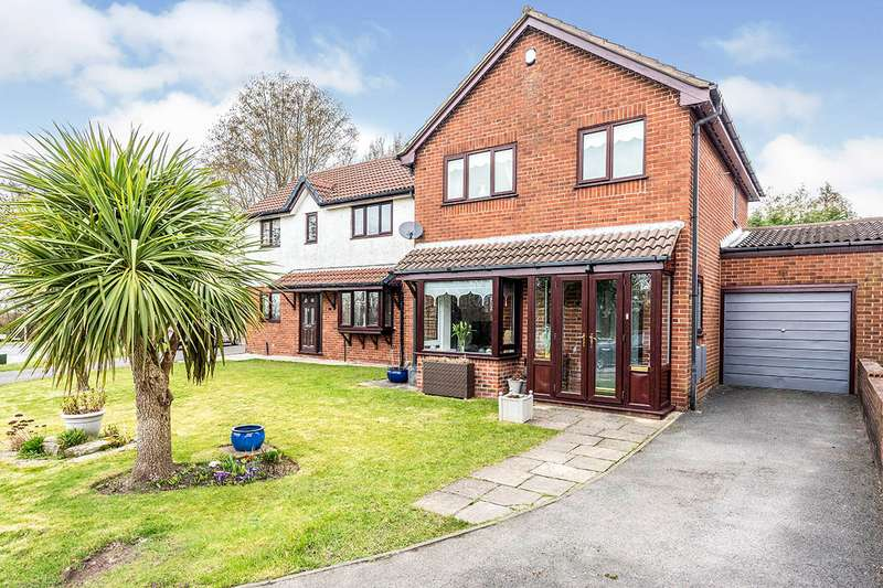 3 Bedrooms House for sale in Forest Drive, Skelmersdale, Lancashire, WN8