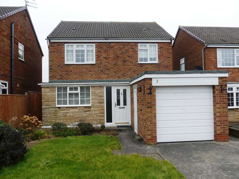 4 Bedrooms Detached House for sale in Kerridge Close, Marske By The Sea