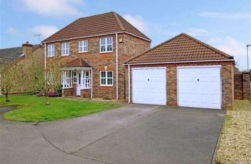 4 Bedrooms Property for sale in Holmes Way, Wragby