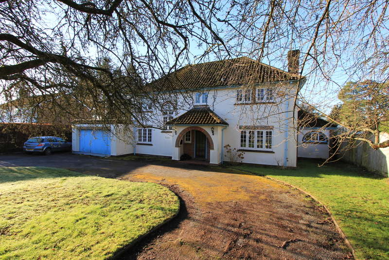 4 Bedrooms Detached House for sale in Broomfield Close, Great Missenden