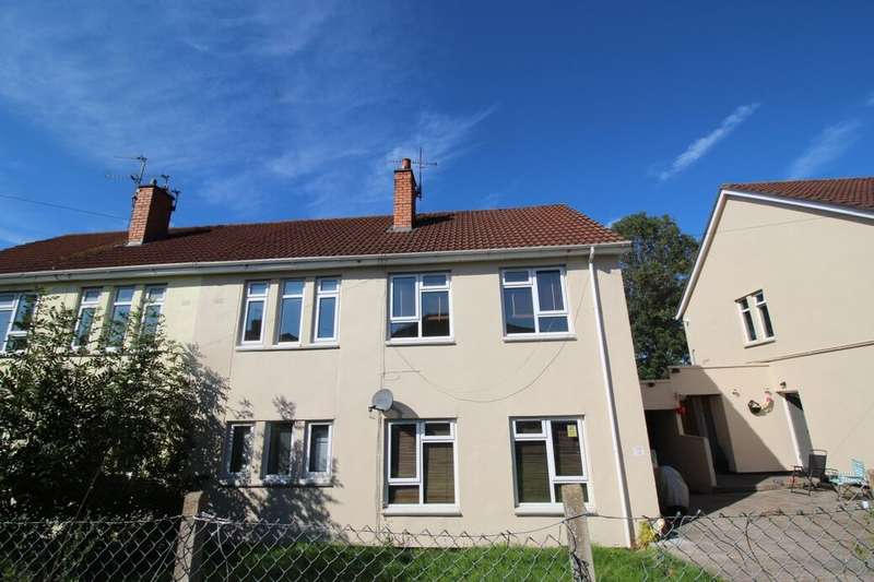 2 Bedrooms Flat for sale in Kendon Drive, Bristol, BS10