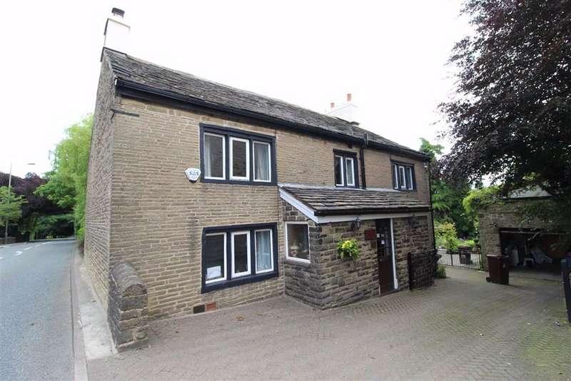 4 Bedrooms Detached House for sale in Market Street, Hollingworth, Hyde