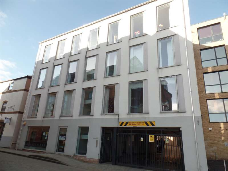 1 Bedroom Apartment Flat for sale in Museum Court, Lincoln