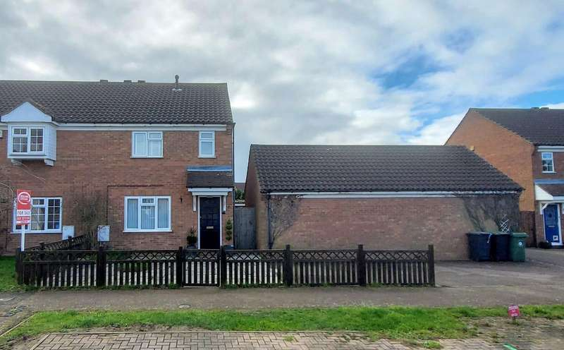 3 Bedrooms House for sale in Ripon Court, Biggleswade