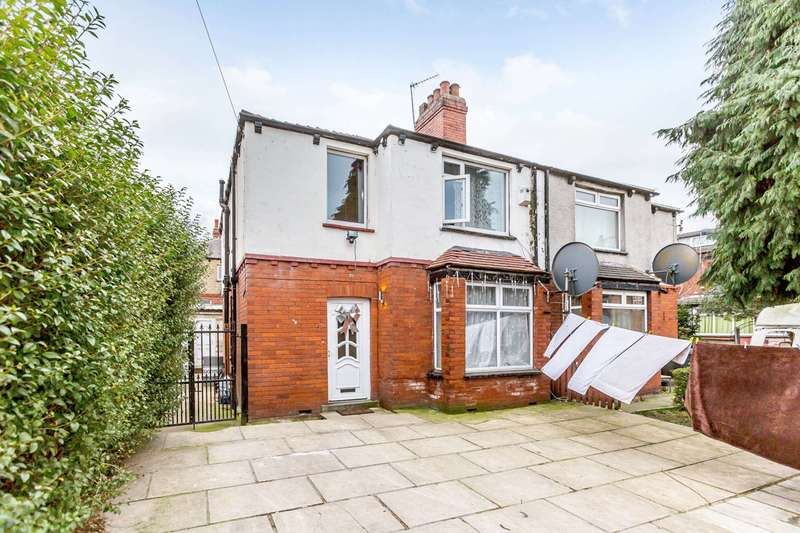 3 Bedrooms Semi Detached House for sale in Berkeley View, Leeds, LS8