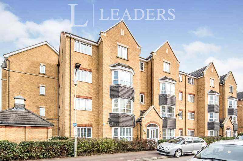 2 Bedrooms Flat for rent in Henley Road , Bedford , MK40 4FZ
