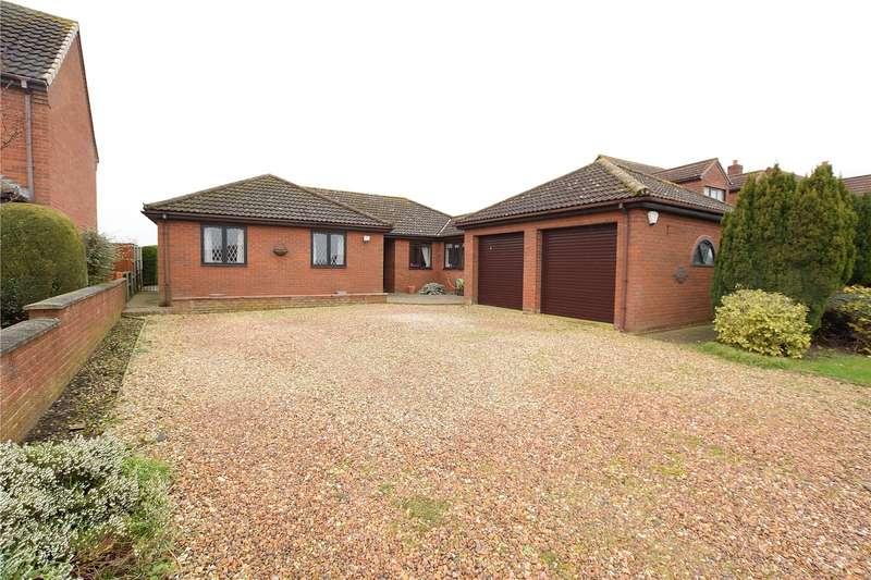 3 Bedrooms House for sale in Woods Meadow, Hibaldstow, DN20