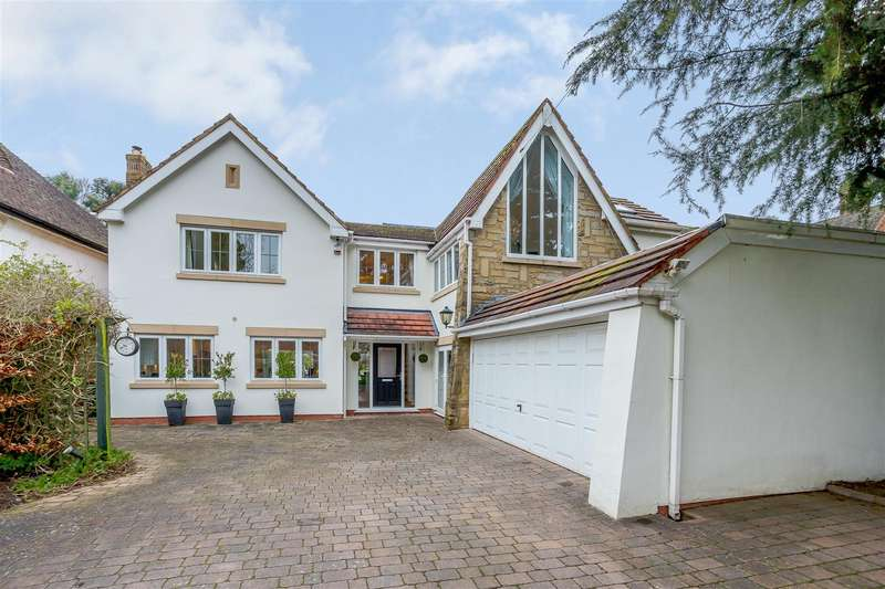 5 Bedrooms Detached House for sale in Beechnut Lane, Solihull