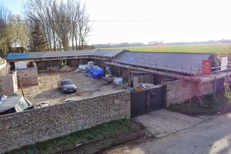 Property for sale in Brookpit Lane, Climping