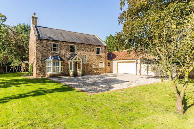 5 Bedrooms Detached House for sale in Vicarage Lane, Welton, Lincoln