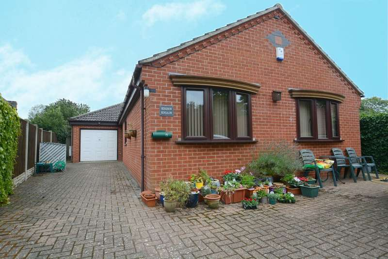 3 Bedrooms Detached Bungalow for sale in New Road, Fritton