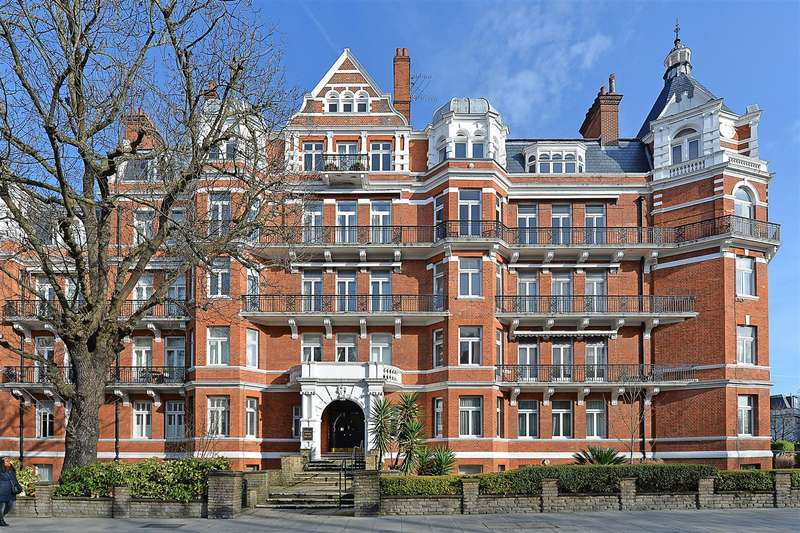 4 Bedrooms Apartment Flat for sale in Abbey Road, St Johns Wood, NW8
