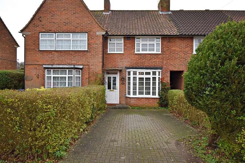 3 Bedrooms Terraced House for sale in Handside Lane, Welwyn Garden City, AL8