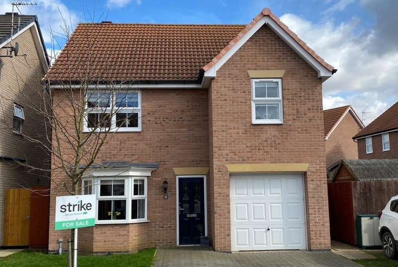 4 Bedrooms Detached House for sale in Burton Road, Immingham, Lincolnshire, DN40