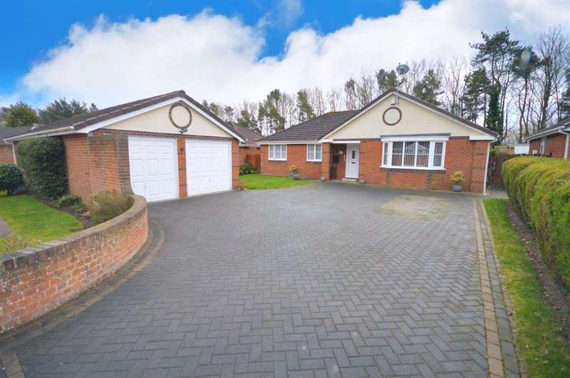 3 Bedrooms Bungalow for sale in Foxton Hall, Washington