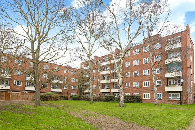 2 Bedrooms Flat for sale in Shenstone House, Aldrington Road, London, SW16