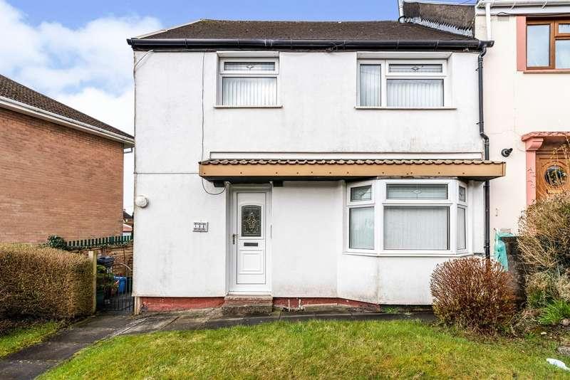 3 Bedrooms End Of Terrace House for sale in Haydn Terrace, Merthyr Tydfil
