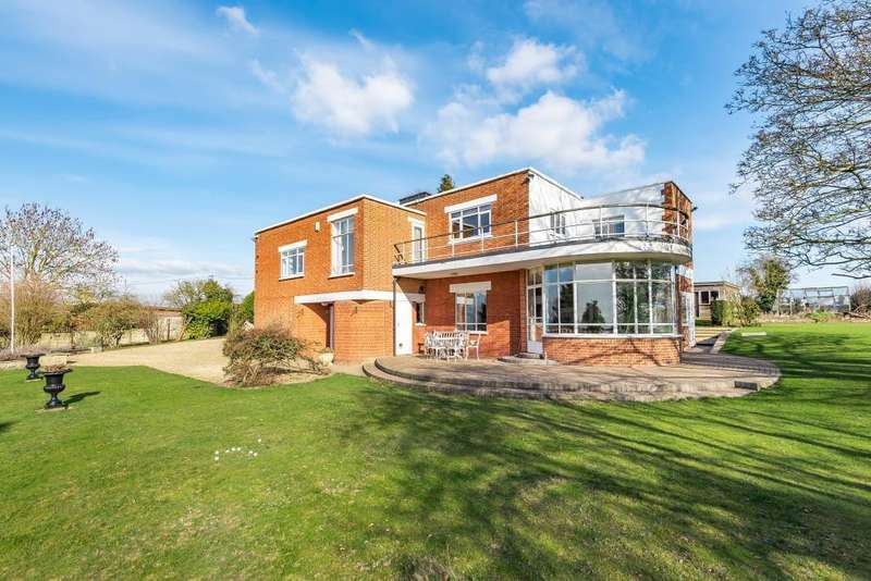 4 Bedrooms Detached House for sale in Mongewell, Wallingford, OX10