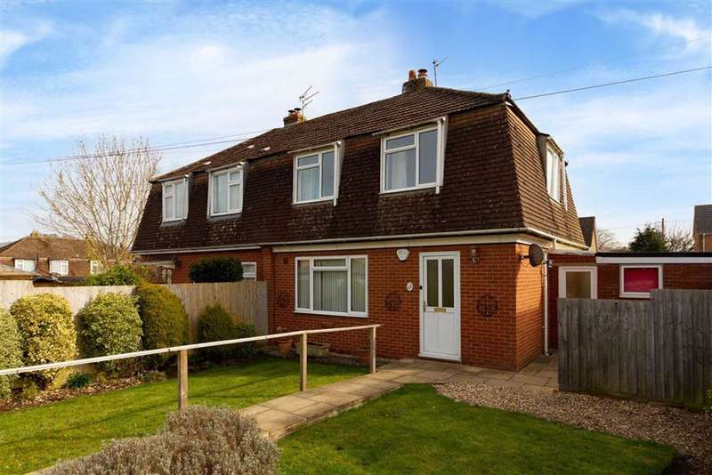 3 Bedrooms Semi Detached House for sale in Chestnut Park, Kingswood, WUE, GL12